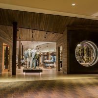 bercrombie & Fitch Unveils New Store Concept