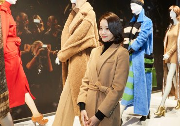 Camel is the new black Max Mara's exhibition in Seoul