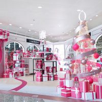 LANCÔME Holiday Wonders pop-up concept (1)