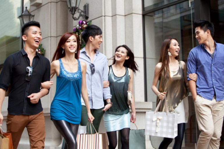 Millennials and Generation Z shoppers in China to drive sales by 2021