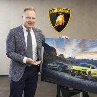 Lamborghini article