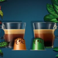 Nespresso Limited Edition Cradle Coffees