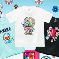 uniqlo-takashi-murakami-doraemon-collection