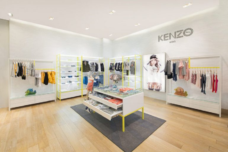 3fee1c4ffa Kenzo Kids opens first-ever store in Hong Kong - Retail in Asia