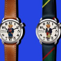 Ralph Lauren introduces the Polo Bear Watches collection