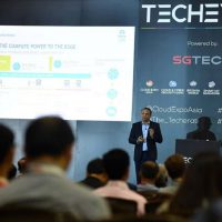 Cloud Expo Asia 2018 : Highlights