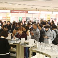 Focus on K-brands in Lotte Duty Free's expanded flagship Seoul store