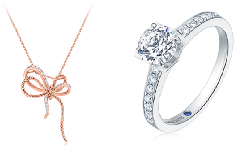 Vera Wang teams up with Chow Tai Fook for bridal jewellery collection