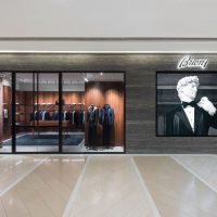 Second store in HK for Brioni at the IFC