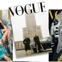 Vogue Magazine debuts in Hong Kong
