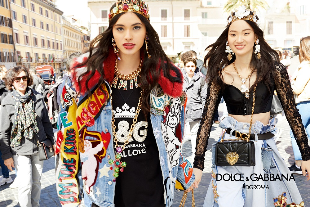 Chinese government shuts down Dolce & Gabbana show