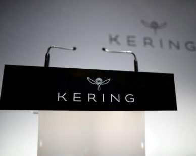 Why is Kering buying its shares back?
