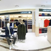 Lacoste opens new travel retail store at Lotte Busan
