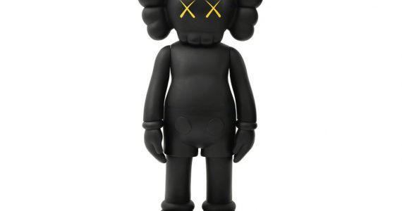 Kaws-Companion-Open-Edition-Vinyl-Black