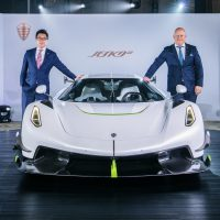 Koenigsegg appoints Kingsway K Cars Signing Ceremony 02