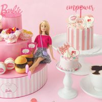 Vive Cake Boutique x Barbie : A Power-filled Celebration of Barbie's Diamond Anniversary