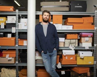 Vestiaire Collective - CEO - Max Bittner