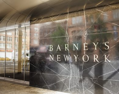 Barneys New York prepares for a bankruptcy filing