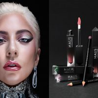 Lady Gaga launches a new beauty line