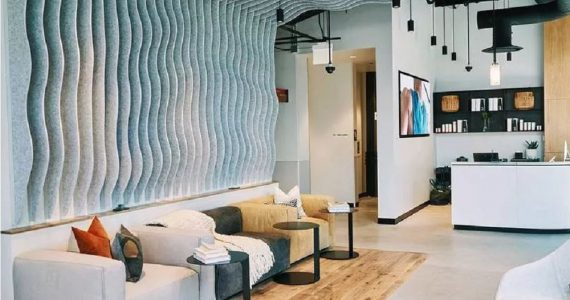 Lululemon opens experiential store