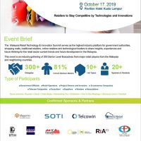Malaysia Retail Technology & Innovation Summit 2019
