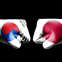 South Koreans boycotting Japanese goods