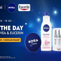 Win the Day with NIVEA and Eucerin