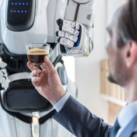 Are robot coffee houses taking over Korea's coffee culture