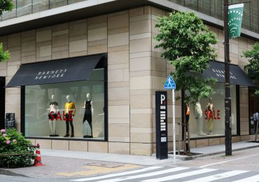 Barneys files for bankruptcy