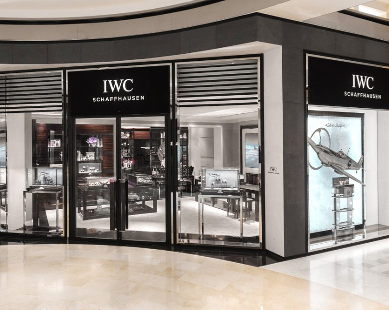 IWC Schaffhausen opens flagship boutique in Singapore