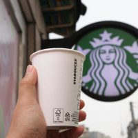 Starbucks is Koreans' favorite coffee brand