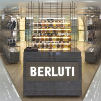 Berluti first Pop-up store in Hong Kong Gateway (1)