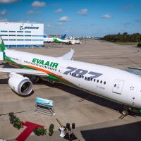 Eva Air 787 Dreamliner