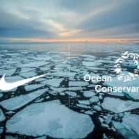 Nike and Ocean Conservancy Arctic shipping pledge