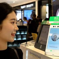 WeChat Pay facial recognition payments