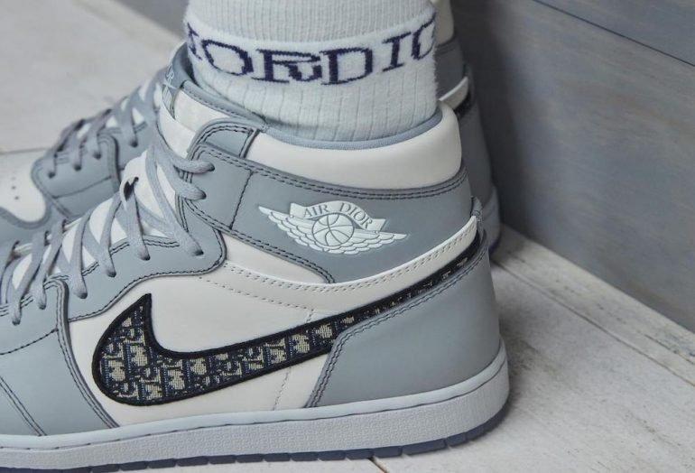 Dior x Jordan