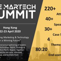 The Martech Summit HK