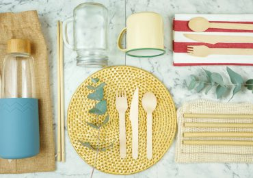 single-use tableware