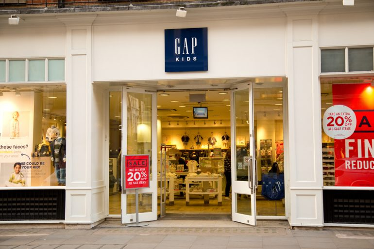 Gap partners with Kanye West for YEEZY
